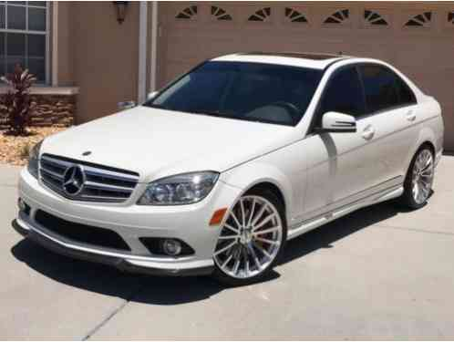 Mercedes benz c class 350 sport 2010 low mileage garage for Mercedes benz c class 350