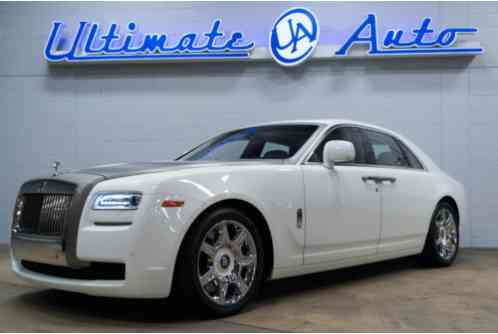 Rolls-Royce Ghost Base Sedan 4-Door (2010)