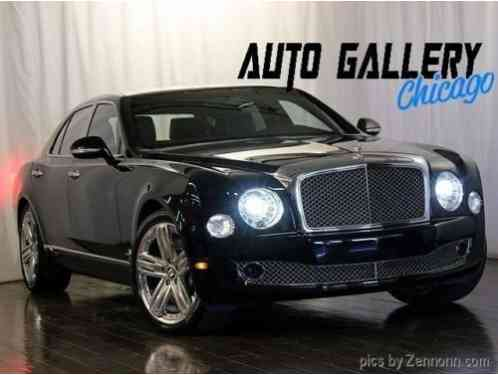 2011 Bentley Mulsanne --