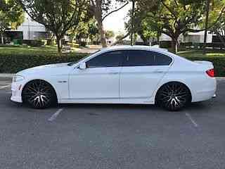 BMW 5-Series New 20 Staggered (2011)