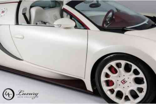 bugatti veyron grand sport fresh service new tires celebrit 2011. Black Bedroom Furniture Sets. Home Design Ideas