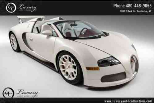 bugatti veyron grand sport fresh service new tires. Black Bedroom Furniture Sets. Home Design Ideas