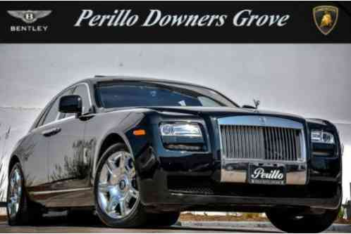 2011 Rolls-Royce Ghost --