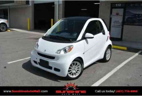 Smart fortwo 2dr Cpe Passion (2011)