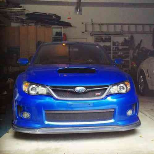 subaru wrx 2011 011 wr blue sti limited for sale there is currently. Black Bedroom Furniture Sets. Home Design Ideas