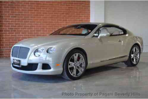 Bentley Continental GT 2dr Coupe (2012)