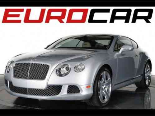Bentley Continental GT GT Coupe (2012)