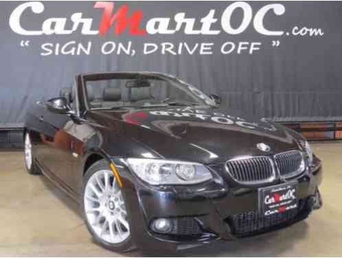 BMW 3-Series 328i 2dr Convertible (2012)