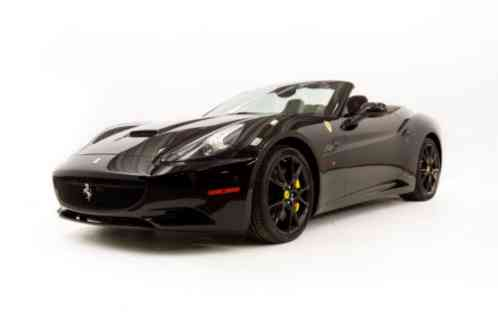 Ferrari California Roadster (2012)
