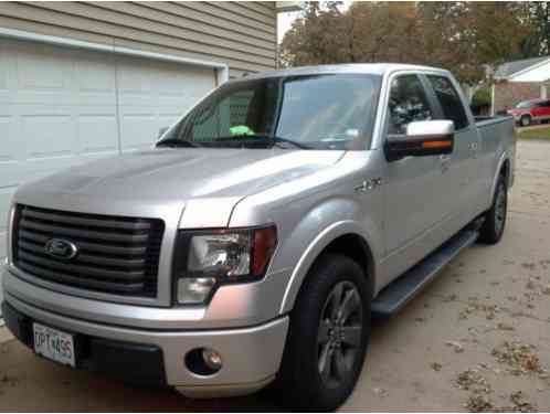 ford f 150 fx2 2012 bought new for loaded crew cab 6 5 bed. Black Bedroom Furniture Sets. Home Design Ideas