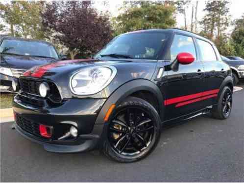 Mini Countryman S (2012)