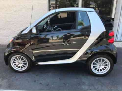 2012 Smart CONVERTIBLE PASSION PASSION CONVERTIBLE