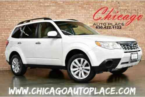 2012 Subaru Forester 2. 5X Premium - CLEAN CARFAX AWD PANO ROOF HEATED S