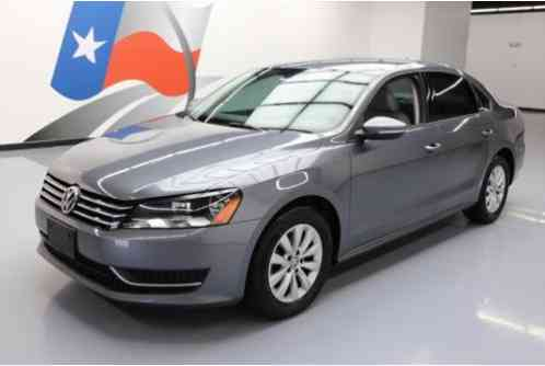volkswagen passat s sedan 4 door 2012 cruie ctrl. Black Bedroom Furniture Sets. Home Design Ideas