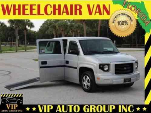 vpg am general g80 2012 mv 1 handicap wheelchair van handicap car for sale. Black Bedroom Furniture Sets. Home Design Ideas