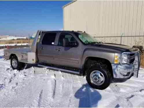Chevrolet Other Pickups Ltz (2013)