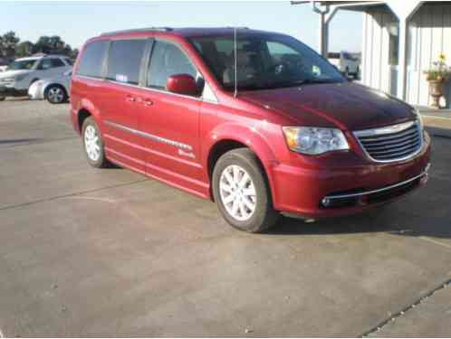 Chrysler Town & Country touring (2013)