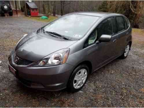 Honda Fit Base (2013)