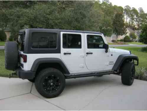 jeep wrangler unlimited hard top 2013 make someone happy. Cars Review. Best American Auto & Cars Review