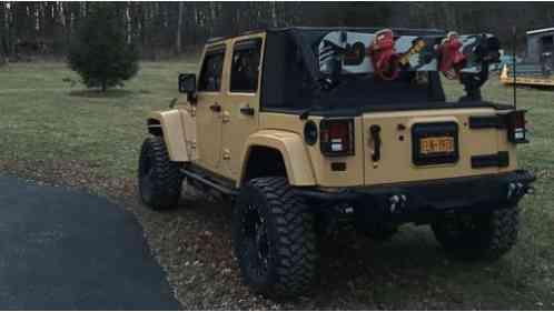 jeep wrangler unlimited sahara sport utility 4 door 2013 perfect. Black Bedroom Furniture Sets. Home Design Ideas