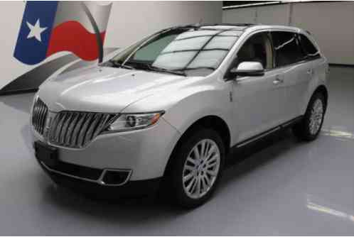 Lincoln MKX Base Sport Utility (2013)