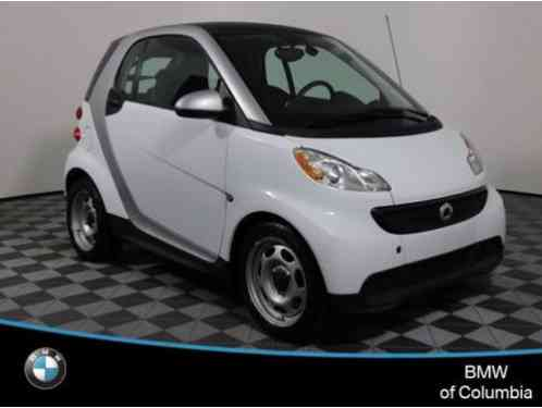 smart Fortwo 2dr Coupe Pure (2013)