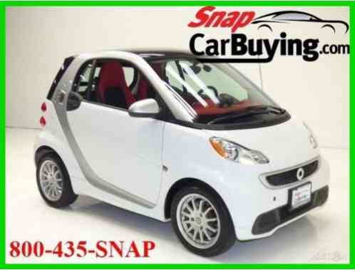 Smart fortwo electric drive (2013)