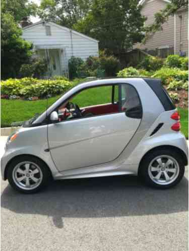 Smart Fortwo Passion (2013)