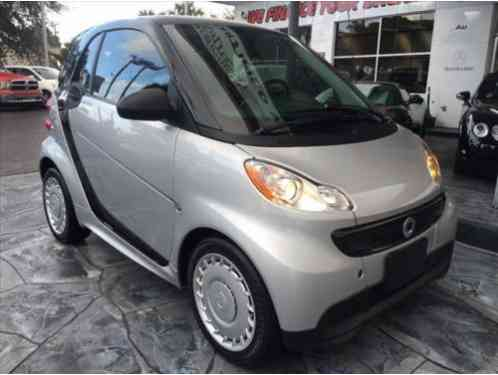 Smart fortwo pure (2013)