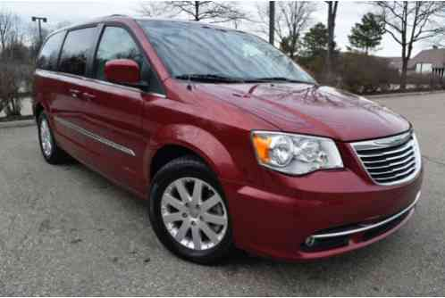 chrysler town country touring edition premium minivan 2014 car for sale. Black Bedroom Furniture Sets. Home Design Ideas