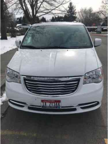 Chrysler Town & Country (2014)