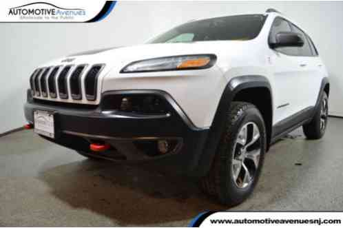 Jeep Cherokee 4WD 4dr Trailhawk (2014)