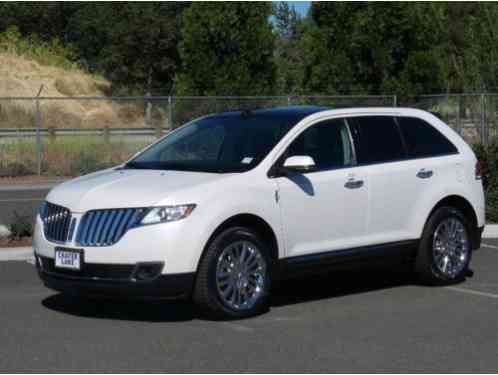 Lincoln MKX -- (2014)
