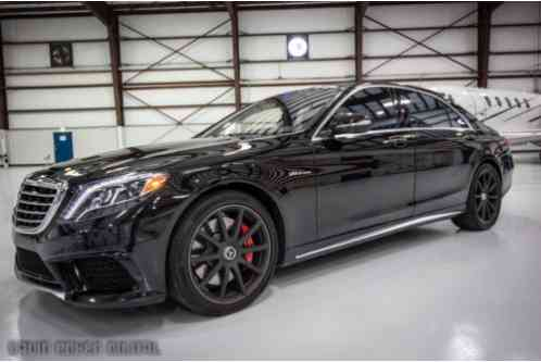 Mercedes benz s class s63 amg 2014 159 610 msrp fully for Mercedes benz s class 2014 for sale