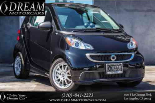 Smart fortwo electric drive 2dr (2014)