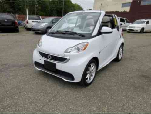 Smart FORTWO ELECTRIC DRIVE (2014)