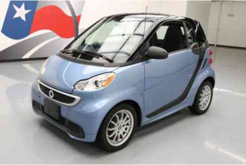 Smart Fortwo Electric Drive Coupe (2014)