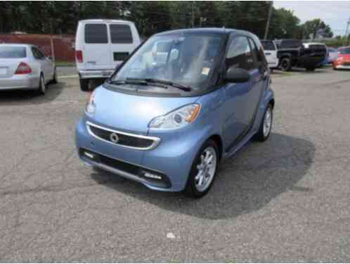 2014 Smart FORTWO ELECTRIC DRIVE COUPE MSRP $26, 000 ABSOLUTE AUCTION