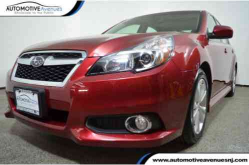 2014 Subaru Legacy 4dr H6 Automatic 3. 6R Limited with Moonroof & Navi