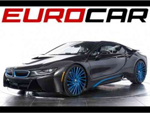 BMW i8 Base Coupe 2-Door (2015)