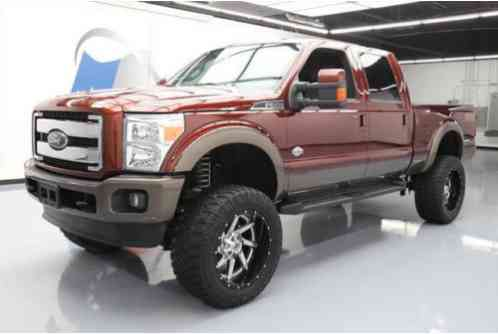 ford f 250 2015 king ranch crew 4x4 fx4 lift diesel nav at texas direct. Black Bedroom Furniture Sets. Home Design Ideas