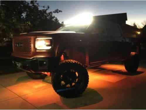 gmc sierra 1500 slt crew cab pickup 4 door 2015 this truck was. Black Bedroom Furniture Sets. Home Design Ideas