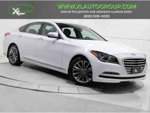 2015 Hyundai Genesis 3. 8L AWD Signature Series Loaded!