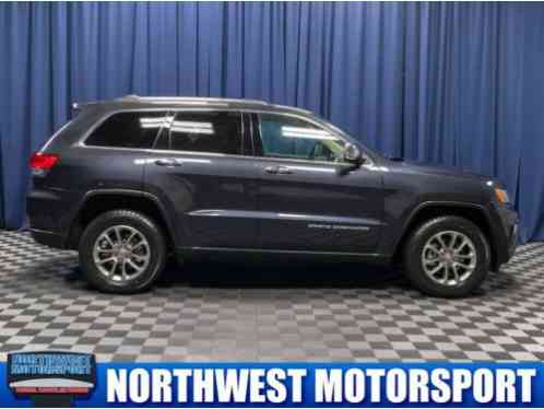 Jeep Grand Cherokee Limited 4x4 (2015)