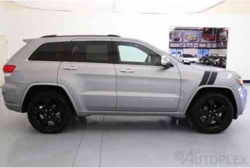 jeep grand cherokee overland sport utility 4 door 2015 vitals car for sale. Black Bedroom Furniture Sets. Home Design Ideas