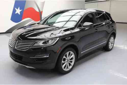 lincoln mkc 2015 awd ecoboost htd leather nav rear cam at texas direct. Black Bedroom Furniture Sets. Home Design Ideas