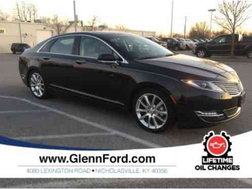 lincoln mkz zephyr hybrid 2015 mkz 15872 miles tuxedo black metallic. Black Bedroom Furniture Sets. Home Design Ideas