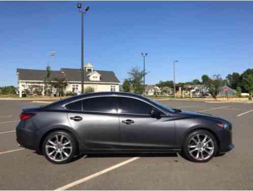 mazda mazda6 grand touring 2015 6 with 46 000 miles 17 500 obo. Black Bedroom Furniture Sets. Home Design Ideas