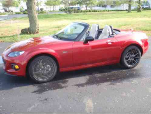 mazda mx 5 miata 25th anniversary edition convertible 2015 1 of 100 s. Black Bedroom Furniture Sets. Home Design Ideas