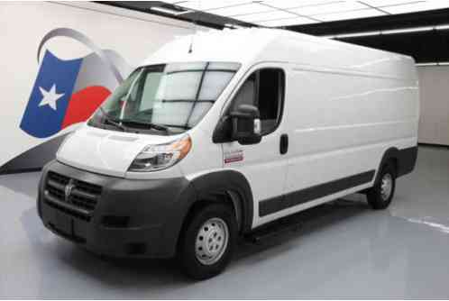 ram promaster 2015 3500 high roof ext cargo diesel nav at texas direct. Black Bedroom Furniture Sets. Home Design Ideas
